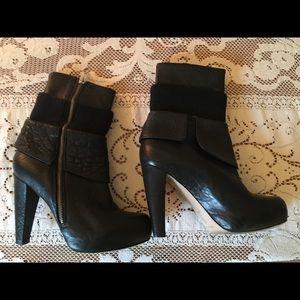 Loeffler Randall Ankle Boots.